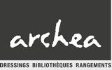 ARCHEA - dressing - bibliothèques - rangements - sur mesure