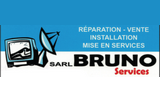 BRUNO Services - réparation - vente - installation - mise en services - tv - antennes - électroménagers