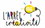L'Arrêt Créativité - identité visuelle - graphisme - illustration